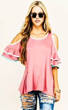 d9ad137cd 31 Best Flirty Open Shoulders images in 2018 | Spring summer fashion ...