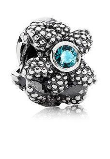Turquise Glass Beads Marine Life European Charm Bracelets w Ocean Animal Charms