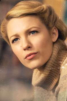 "Blake Lively Does 100 Years Of Beauty Looks In The Age Of Adaline #refinery29 http://www.refinery29.com/blake-lively-age-of-adaline-beauty#slide-3 A Fresh Face For The '70sHuppert toned down the strong eyes for Lively's entry into the next decade. ""Adaline possessed a grace and elegance, as a woman would coming from those days,"" she said. ""I hope the audience will see Adaline's style with more subtle changes throughout the different time periods, and this look for the '70s was one of the…"