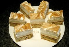 Web Confectionery – For homemade cake lovers – pastry types Homemade Cakes, Confectionery, Tiramisu, Fondant, Biscuits, Healthy Living, Dessert Recipes, Favorite Recipes, Sweets