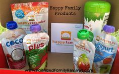 Happy Family Products #hfbrightside - Share your funny feeding stories and be entered for a chance to win $20K for your child's college education!