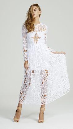 Alice McCall alternative wedding dress for the non-bridey bride