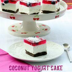 Frozen Coconut Yogurt with Cinnamon   Recipe   Coconut Yogurt, Yogurt ...