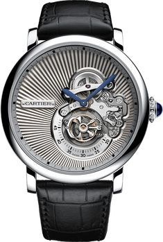 The Watch Quote: Rotonde de Cartier Reversed Tourbillon watch, Calibre 9458 MC - Freedom of expression for a watch style