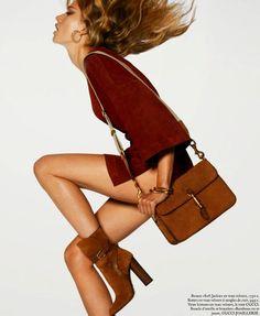ANDREA VOGUE PARIS | Vogue Paris Fevereiro 2015 | Cato Van Ee por Cuneyt Akeroglu [Update]
