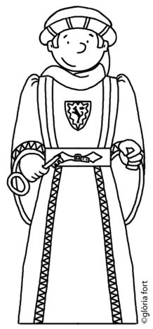 Gegant de La Geltrú, Festa Major_Vilanova i la Geltrú | glòria fort _ illustration