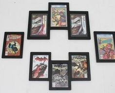 see our full line of comic book frames including the triple book frame tri fold display and batframe as well as our uv safe comic book frames