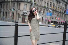 100% silk army green flowers print women long sleeve shirt ladies silk blouses and dress spring autumn