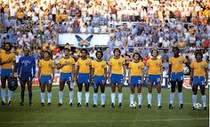 Members of Brazil's 1982 World Cup squad reunite to ask their compatriots to work together and donate money to help the country's overcrowded favelas avoid the worst ravages of the coronavirus. 1982 World Cup, Fifa World Cup, Socrates, Brazil Team, Sports Page, Team Photos, Champions, Football Players, Basketball Court