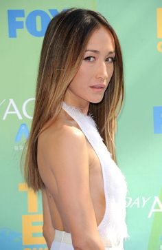 Maggie Q, seriously.  How does skin that hot fit around a skeleton without melting it?