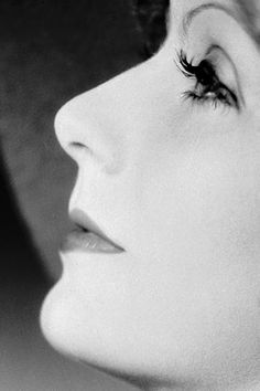 Greta Garbo photographed in 1930 by Clarence Sinclair Bull