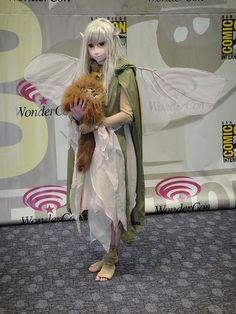 Kira from the Dark Crystal...halloween costume idea