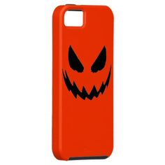Another cool new Jack O Lantern Halloween iPhone 5 Case!