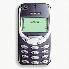 Nokia 3310 iPhone Case » Design You Trust