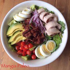 paleo snobb salad