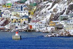 Frickin' Newfoundland's 'The Rock', eh?