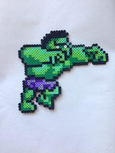 Perler Beads Hulk