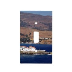Andros town - Andros Light Switch Covers