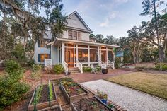 Vacation Home in South Carolina | Spacious Porch | Lowcountry Living | Home Gardening