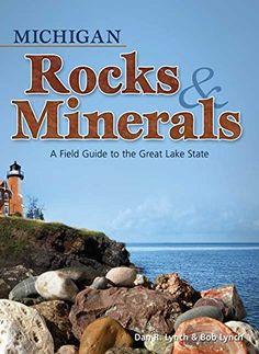 Michigan Rocks & Minerals: A Field Guide to the Great Lake State (Rocks & Minerals Identification Guides)