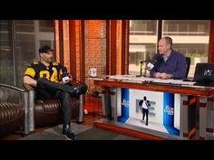 Actor Joe Manganiello Talks Pittsburgh Steelers & More in Studio - 12/5/16 - YouTube