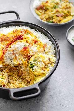 Sindhi Vegetable Biryani