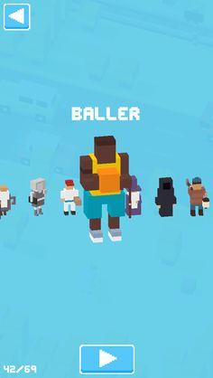 Baller character