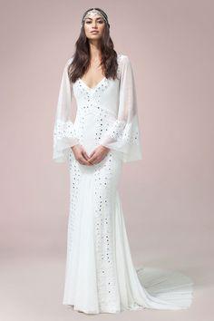 Piper Gown   Rue De Seine Wedding Dress Collection