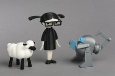 #3DPrinted #3DPrinting #Characters #Figurines