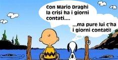 Mario Draghi non è mica il Padreterno! Italia