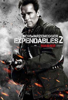 Los más duros de nuevo juntos   http://www.sensacine.com/actores/actor-1067/   #SensaCine #LosMercenarios2 #ArnoldSchwarzenegger