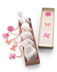 Mother's Day Tea Sachets and Gift Box