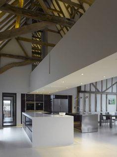 moderne Keuken door Hudson Architects