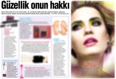 OHT Peptide 3, HaberTürk Gazetesi'nde...
