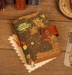 Держатель для карточек Euro Map - Brown