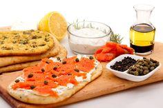 fresh salmon recipes with parmigano cheese - Buscar con Google