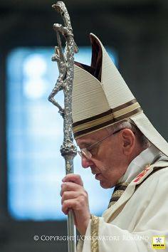 Pape François - Pope Francis - Papa Francesco - Papa Francisco - Jeudi Saint : Messe Chrismale 2014