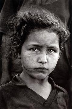 Los niños del éxodo. Fotografía de Sébastiao Salgado