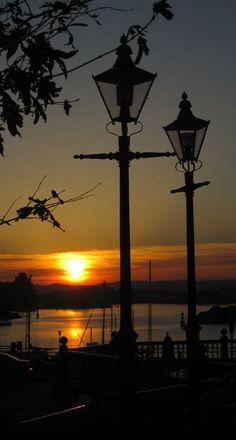 Victoria's Inner Harbour at sunset. A must on your travel bucket list. #travel #destination #wanderlust #VictoriaBC #exploreVictoria | www.tourismvictoria.com