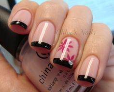 French Manicure Nail Art Designs - 2014 Trendirstyles 2015