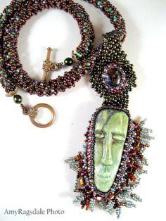 Marsha Ray: Beaded Jewelry Designs