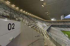 New Bordeaux Stadium - Picture gallery