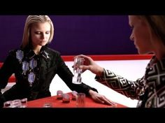 Chess to Impress: Steven Meisel Shoots Prada's Fall 2012 Campaign Video