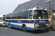 TWH688T South Notts bus photograph | eBay