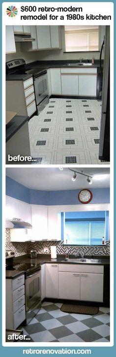 Weiß war gestern Mitternachtstöne lassen die Küche in neuem Glanz - bilder für die küche