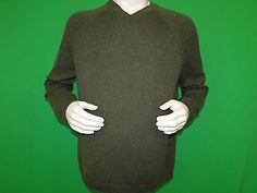 Patagonia Sweater Mens Large L Long Sleeve LS V Neck Wool Cashmere Blend EUC in Clothing, Shoes & Accessories | eBay