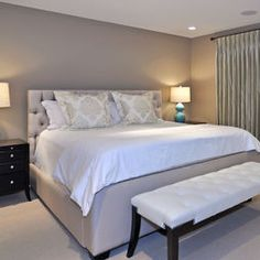 """""""gray Bedroom"""" Design, Pictures, Remodel, Decor and Ideas - page 4"""