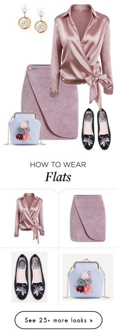 """""""Без названия #308"""" by polychampion-668 on Polyvore featuring WithChic"""