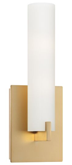 George Kovacs by Minka Tube 1 Light Wall Sconce & Reviews | Wayfair