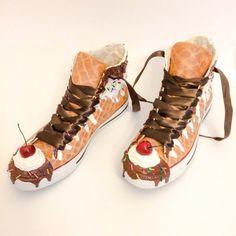 De 84 beste afbeeldingen van ice cream shoes | Schoenen